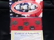 UNITED STATES Mint Set 2003 DENVER MINT EDITION STATE QUARTER COLLECTION